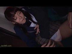 หนังavญี่ปุ่น นักเรียนโดนข่มขืนบนรถบัส ถูกจับเย็ดหีจนร้องไห้คาชุดนักเรียน