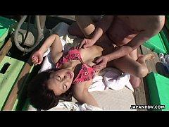 วิดีโอxxx ญี่ปุ่นถ่ายหนังavเย็ดกันบนเรือชาวประมง คนงานหยุดหาปลาแป๊บ