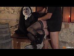 The Nun XXX 18+ เดอะนัน ผีแม่ชีสุดสยิว ผีสาวเงี่ยนออกล่าเหยื่อให้คนเย็ดหี