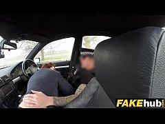 pornฝรั่ง ตำรวจสุดเลวจับสาวเรื่องใบขับขี่เสนอให้มีเซ็กจะไม่ปรับโดนจับเย็ดบนรถมันไม่เด็ดเลยจอดเย็ดหีริมทาง