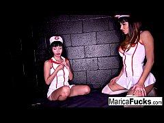 หนังโป๊ฝรัง หญิงVSหญิงพยาบาลสาวสุดเอ็กแอบเล่นหีกันให้ห้องลับโครตฟินลงลิ้นให้กันกะเด้าหีกันเสียวมาก