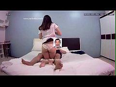 pornไทย นักศึกษาสาวโดนเสี่ยแอบถ่ายคลิปเย็ดหีคาชุดเล่นท่า69ครางเสียงไทยเสียวมากงานดีมาก