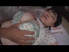 pornxxxเด็ดญี่ปุ่น สาวอวบนมโตน่าเย็ดถูกพี่ชายลักหลับดูดหัวนมจกหีเลียหีแล้วซอยอย่างเมามันนอนสบายเลย