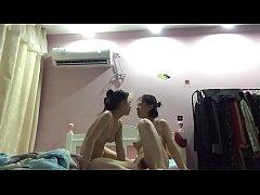 หนังโป้เกาหลี ดูหีสองสาวหุ่นดีเซ็กซี่น่าเย็ดรุมเย็ดผู้ชายคนเดียวในห้องน้ำ หีเนียนไร้ขนงานดีสุดๆ