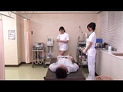 คลิปโป๊ญี่ปุ่นใหม่2019 นางพยาบาลสาวสวยบริการขึ้นขย่มควยคนบริจาคน้ำอสุจิบนเตียงคนไข้