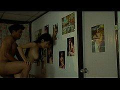 หนังเรทอาร์  น้องแนท (เกศริน ชัยเฉลิมพล) ฉากหนังr ห้อง 65 ปากหมาท้าสวาท หนังย้อนยุค