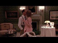 หนังอาร์ฝรั่ง ฉากหลุดดารา นิโคล คิดแมน แก้ผ้าโชว์เปลือย เห็นหมดนมหี หนังเก่าๆเรื่อง Billy Bathgate (1991)