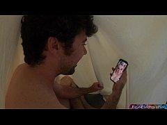99bb yedsed แอบดูน้องชาย Sex phone กับแฟนสาวแล้วชักว่าว สงสารเลยแหกหีให้ยืนเย็ดหน้าส้วม แก้ขัดไปก่อนนะน้องพี่ก็เงี่ยน