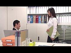 ดูหนังโป๊ฟรี av ญี่ปุ่น เลขาสาวนมโตแอบเอากับหัวหน้าในออฟฟิต เจอเย็ดหีบนโต๊ะทำงาน เย็ดกันโครตมันส์