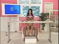 Hot Girl Jav เย็ดหีนักข่าวสาวสุดเซ็กซี่นมโต Azumi Miz เย็ดตอนพากษ์ข่าวสดๆ เสียวซื้ด 18+