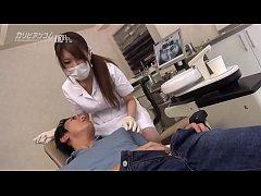 Av Dentist มาดูหมอฟันสาว นมโตๆ Yume Mitsuki แอบเอากับคนไข้คาชุดพยาบาลสุดเซ็กซี่