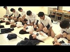โรงเรียนญี่ปุ่นเค้ามีสอนเพศศึกษาแบบให้ นักเรียนชายกับนักเรียนหญิงxกันจริงๆด้วย เห็นแล้วเงี่ยนเลยแบบนี้