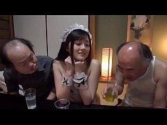 มาดูงานญี่ปุ่นบ้างเค้าบอกเด็ดเสียวถึงใจบริการสุดน่าเย็ดเจอคนแก่รุมเย็ดอย่างมันส์