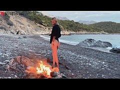 มาพักร้อนที่เกาะเลยชวนเมียxxxริมชายหาด นั่งให้อมควยจนน้ำแตกเต็มปาก เสียวซื้ด