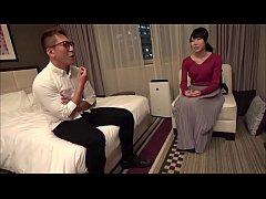 XXXญี่ปุ่น หัวหน้าหนุ่มแอบนัดเย็ดกับพนักงานสาวบัญชีสุดเซ็กซี่บนคอนโดหรู