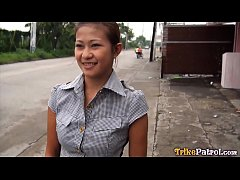 ฝรั่งนัดเย็ดสาวไทยอีสาน เดินมาขายหีถึงที่เจอควยฝรั่งไปร้องซื้ดลั่นห้อง