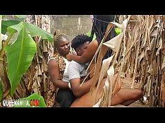 มาดูหนังโป๊คองโก หนุ่มสาวนิโกรผิวดำ สวิงกิ้งเสียวกัน 2ต่อ1 ในป่ากล้วยอย่างเสียว