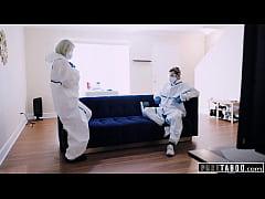 Porn Hd 2021 มาดูคู่รักฝรั่ง เอากันในช่วงล๊อคดาวโควิด ต้องใส๋ชุดป้องกันเวลาเย็ด